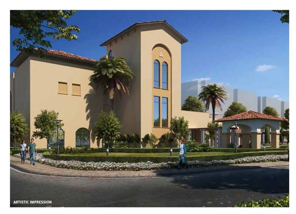 Emaar Palm Heights – Luxury 3BHK+Lounge+Utility at 1.14