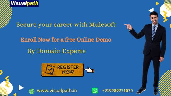 Best Mulesoft Online Training | Mulesoft Training in