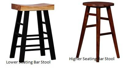 Christmas sale! Buy Online Wooden Bar Stools at Lowest Price