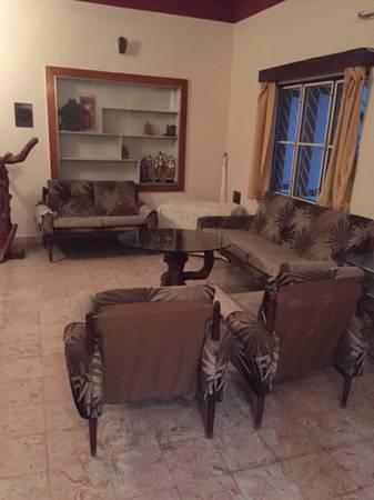 For Girls- In SHANTI NAGAR - Single Room in 2 BHK House On