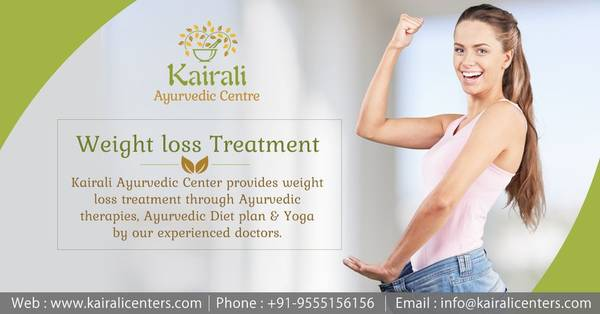 Ayurvedic treatment for weight loss, obesity treatment,