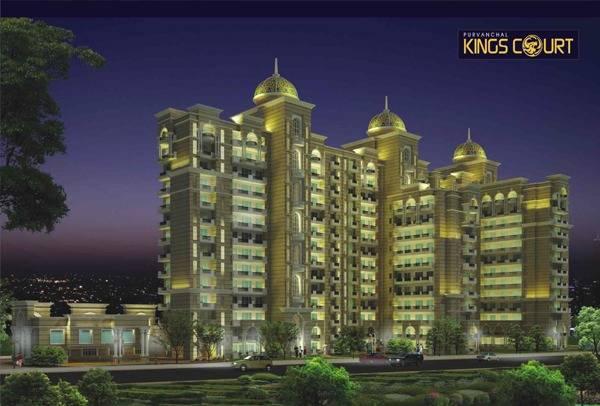 Purvanchal Kings Court – Ultra Lavish 3&4BHK Flats