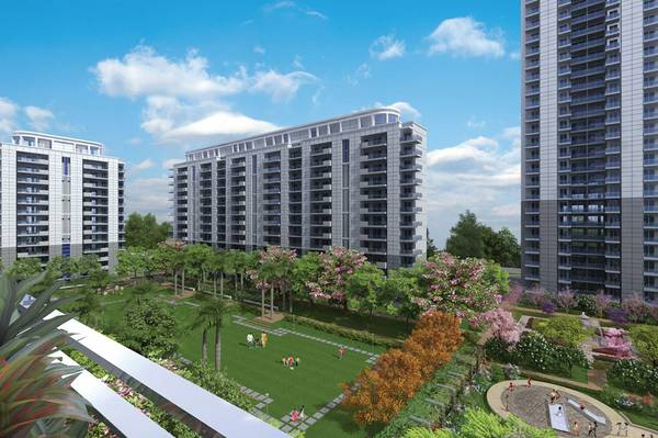 Ready to move in 3/4 BHK luxury homes-DLF Ultima