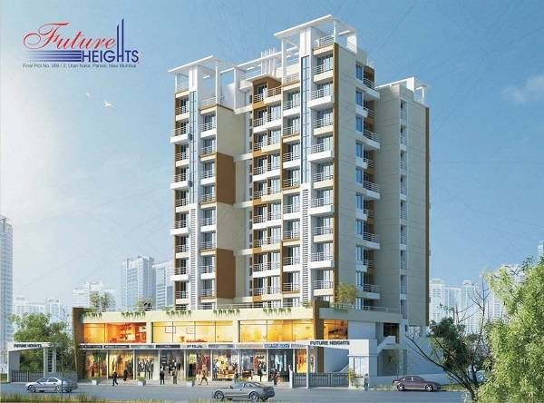 1 Bhk in Panvel Ready to Move | Growhomes.in