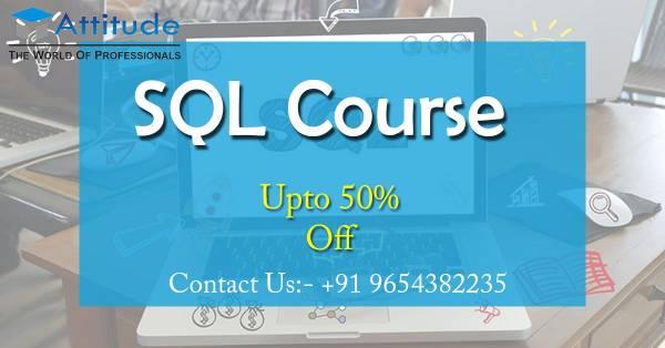 Best training institute for SQL Course in Uttam Nagar
