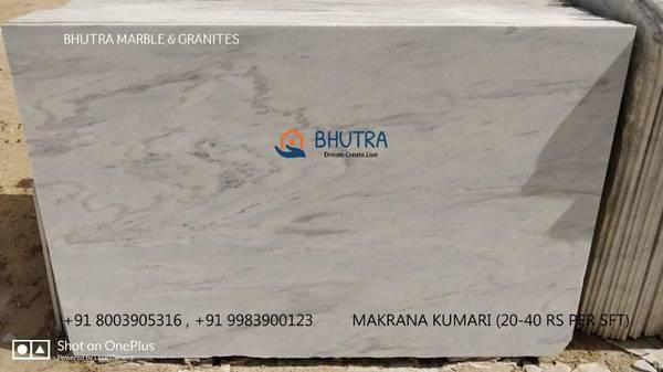 Makrana White Marble Supplier Bhutra Marble & Granite