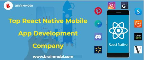 Top React Native Mobile App Development Company in