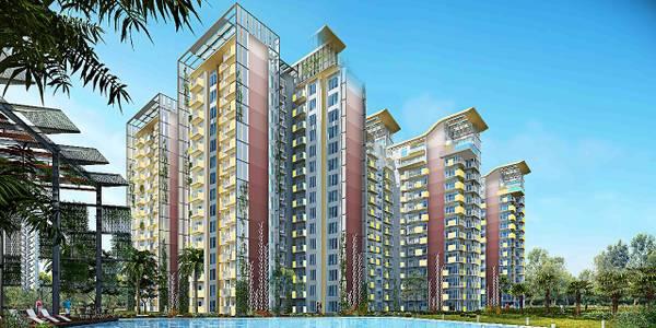 2/3 BHK Luxury Homes on Dwarka Expressway - HERO HOMES