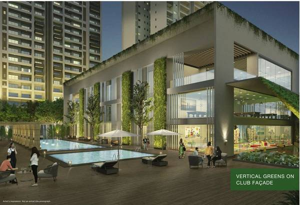 Luxury 3BHK & 4BHK Homes at Sector 85 at Godrej Air