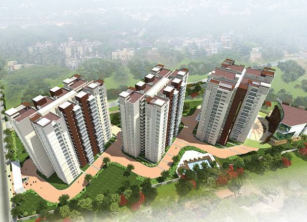 4BHK Apartments for Sale on Hitech City Main Road Hyderabad