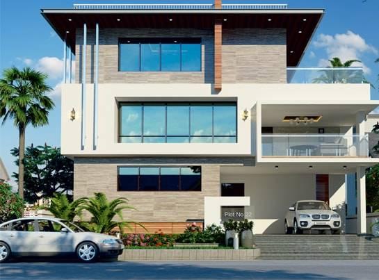 4BHK Villas for Sale in Tellapur Hyderabad