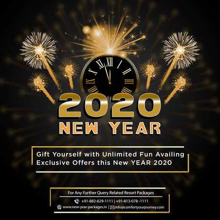 New Year Packages near Delhi | New Year Packages | New Year