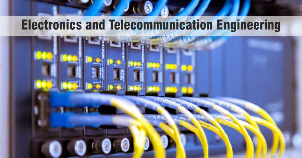 Online Electronics and Telecommunication Engineering Courses