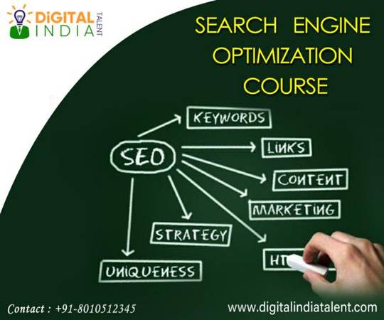 Search Engine Optimization Course