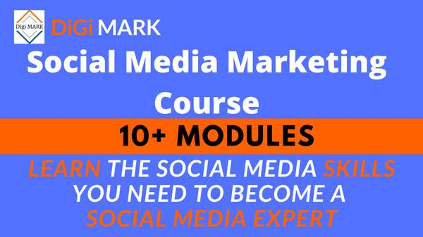 Social Media Marketing (SMM) Course