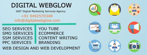 Web design and development services in hyderabad