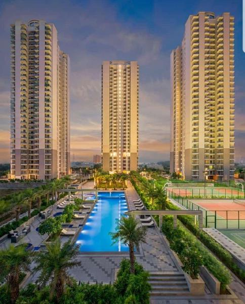 DLF Ultima Ready To Movein Apartments 3BED 4BED fl