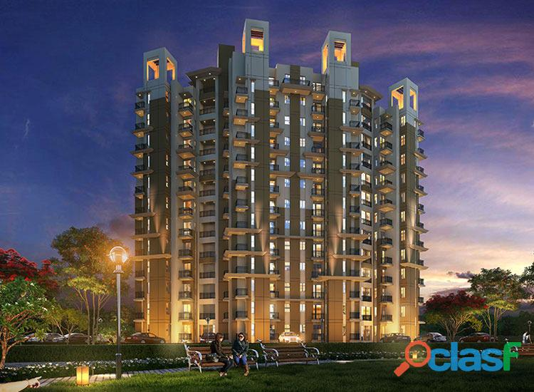 ELDECO CITY DREAMS – 1/2BHK Luxury Flats on IIM Road