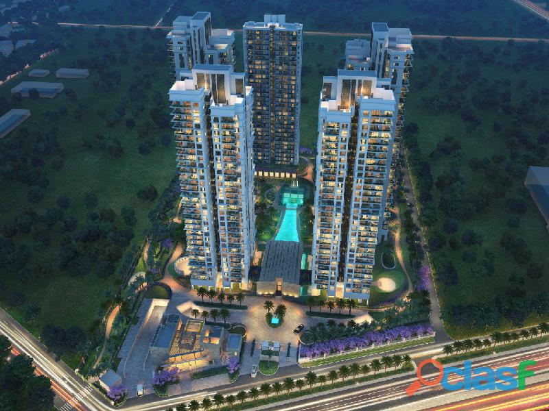 Elevate by Conscient Hines : Luxury 3 & 4 BHK Apartments