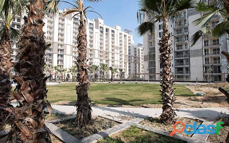 Emaar Gurgaon Greens – Ready to move 4BHK+SQ Duplex at