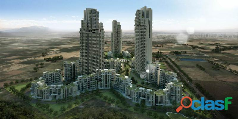IREO Victory Valley – Ready to move in 3/4BHK at Sector 67