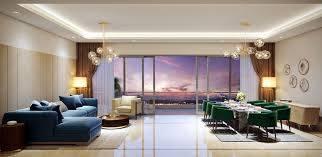 Luxury Flats - 3BED @ INR 2.45 CR. - EMAAR DIGIHOMES