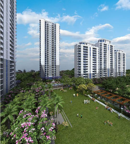 Ultra Luxury 3 BHK Apartments DLF ULTIMA