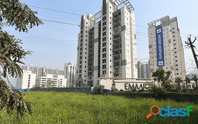 Emaar Gurgaon Greens – Luxury 3 & 4BHK in Sector 102