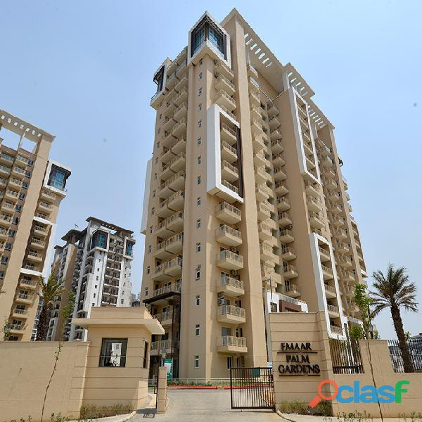 Emaar Palm Gardens – Ready to move in Sector 83, Gurgaon