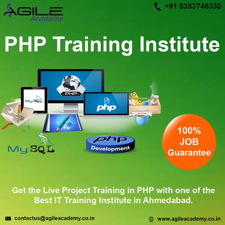 Learn PHP Development at the Best PHP Training Institute in