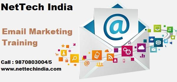 Learn Email Marketing course from NetTech India