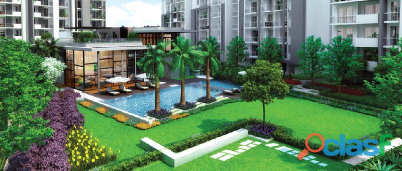 2/3 Bhk Homes : Sector 88A : Oasis by Godrej