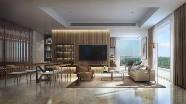 Elevate: Luxury 4 BHK Apartments in Sector 59 Gurgaon
