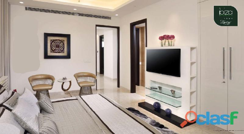 Ibiza Town: Ready to Move Spacious & Luxury Apartments