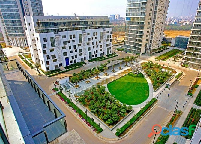 Ireo Grand Arch : Ready to Move Ultra Lavish Homes in