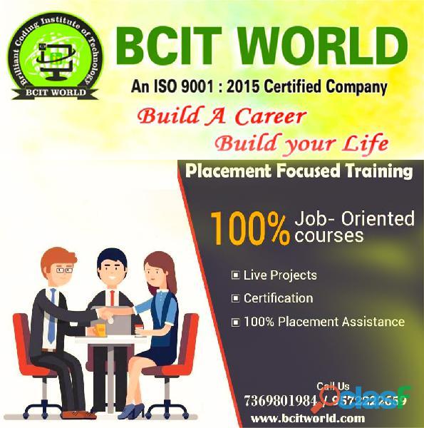 Job oriented training institute