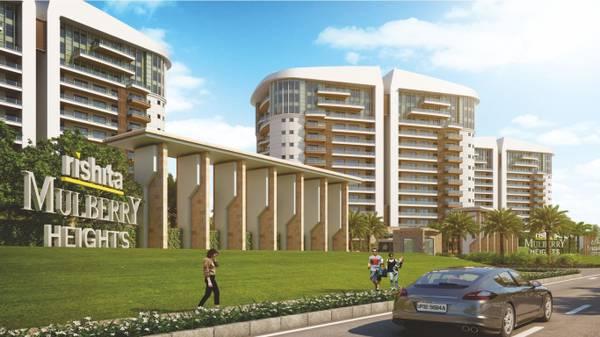 Rishita Mulberry Heights: Luxurious 2,3 & 4 BHK Apartments