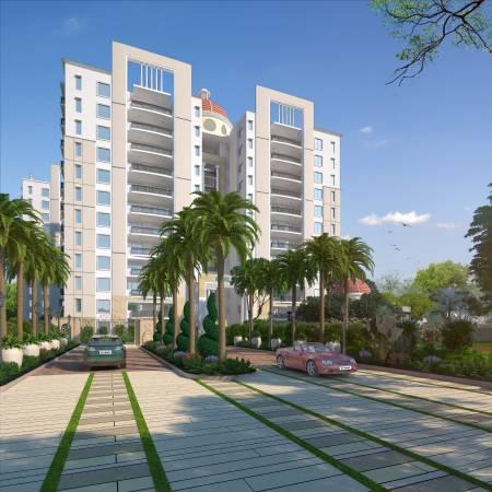 Eiffel Vivassa Estate – 2/3/4 BHK Luxury Flats
