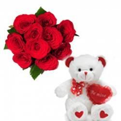 Send Flowers to Bangalore - Local Florist, Birthday Cakes,