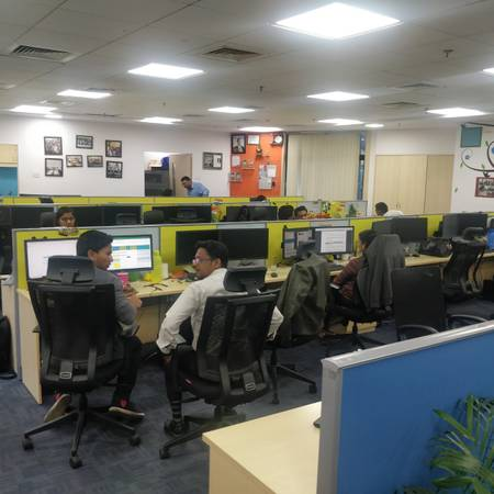 sq.ft, Superb office space for rent at magrath road