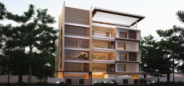 Brand new 3BHK flat for sale in Vasath Nagar 09901000803