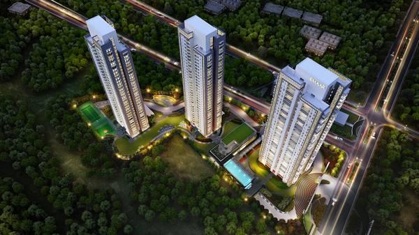 Emaar Digi Homes: 2 & 3 BHK Apartments in Sector 62