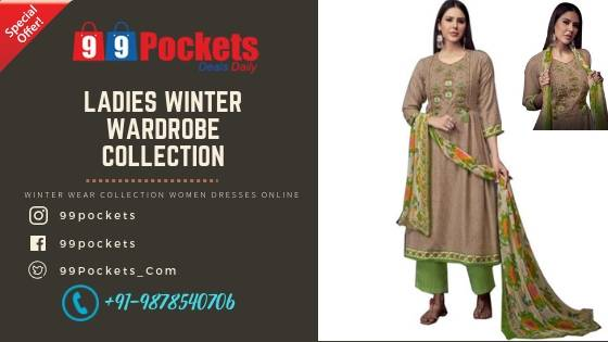 Winter Wear Online for Women in India