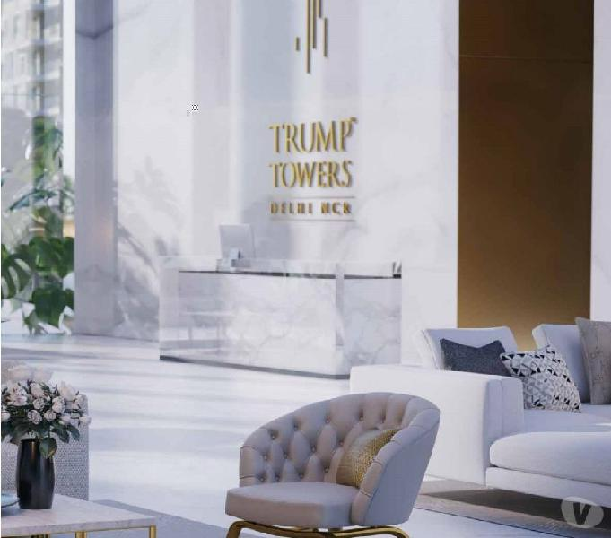 4BHK Flat - Trump Tower in Sec 65 - INR 7.52 Cr.