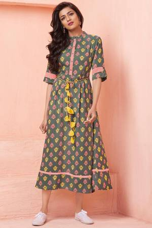 Ethnic Wear Kurtis For Women - MyshaKonnect