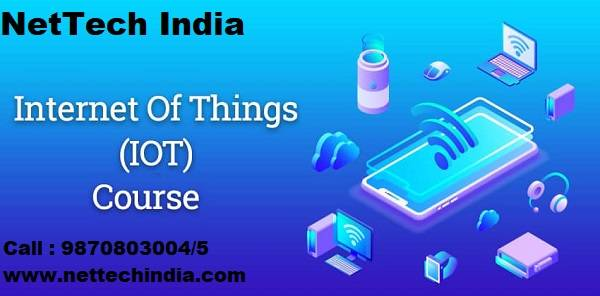 IOT course and trainng from NetTech India in Thane