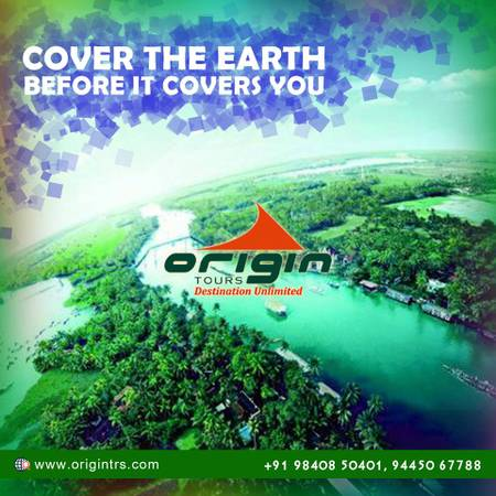 Origin Tour is one of the best Chennai tour operators