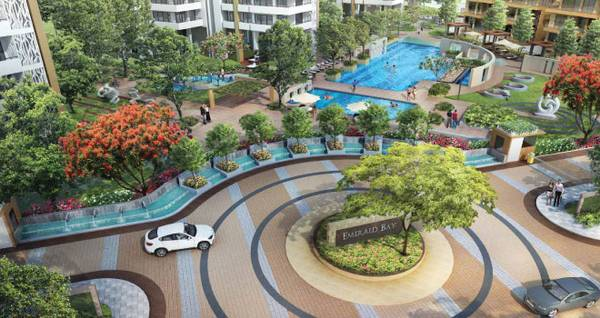 Puri Emerald Bay – Ready to move 2BHK in 1.16 Cr Only