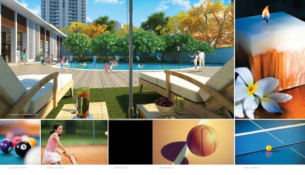Located at Sector 81 - DLF Ultima -  sq.ft @ INR 1.58