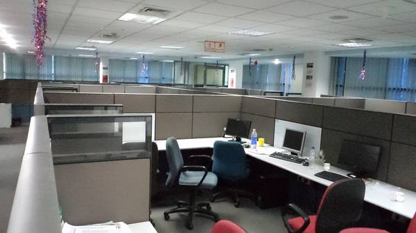 Office Available for immediate Rent at Indira Nagar.